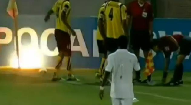 Explota una granada de mano durante un partido de fútbol en Israel