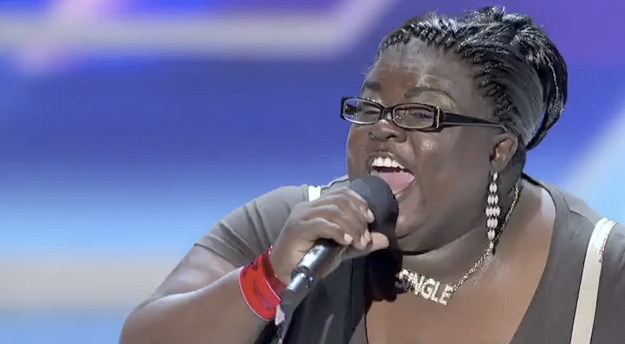 Panda Ross sorprende a público y jurado cantando ''Bring It On Home'' en X Factor USA