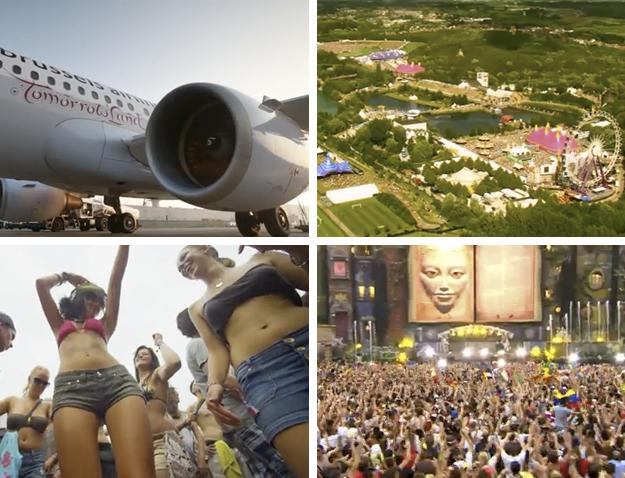 Así fue Tomorrowland 2012. Vídeo oficial