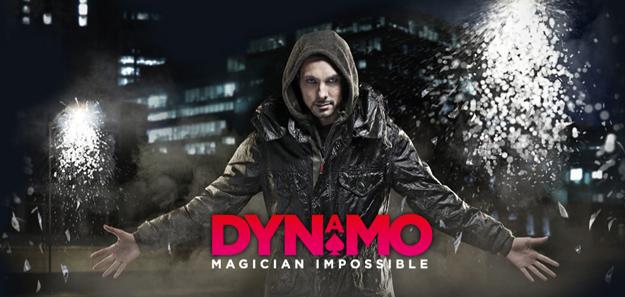 Programas completos del Mago Dynamo en Discovery MAX