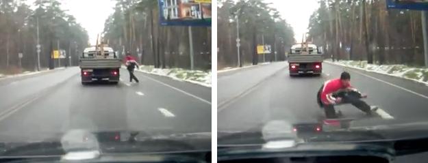 Esta es la explicación de por qué tantos rusos utilizan una dash cam en el coche