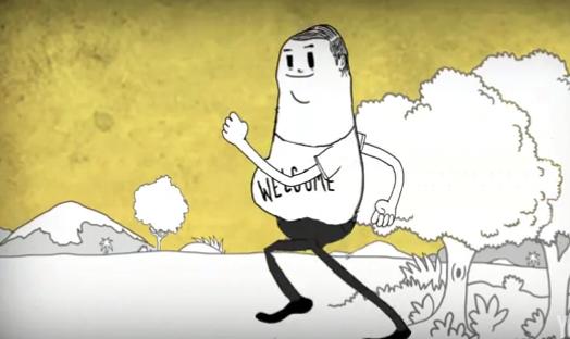 La relación del hombre con el mundo natural