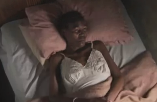 Durísimo timelapse de una enferma de SIDA