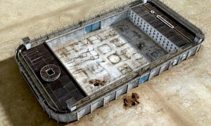 Felipe Luchi ilustración iPhone cárcel