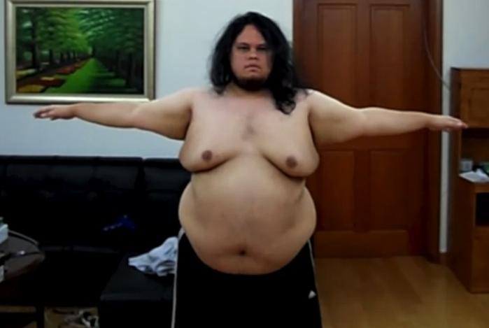 El hombre que nunca se rindió: De obeso a cachas