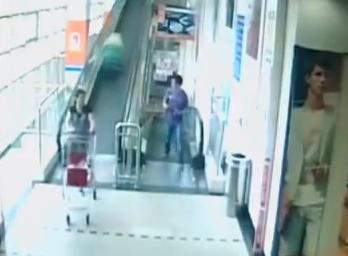Una mujer fallece tras ser atropellada por un carrito de la compra