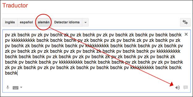 Cómo hacer beatbox con el traductor de Google. Muy bueno