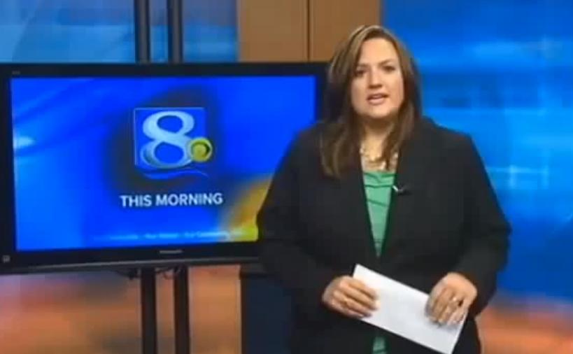 Una presentadora recibe un mail llamándole gorda y responde dejando un mensaje muy claro