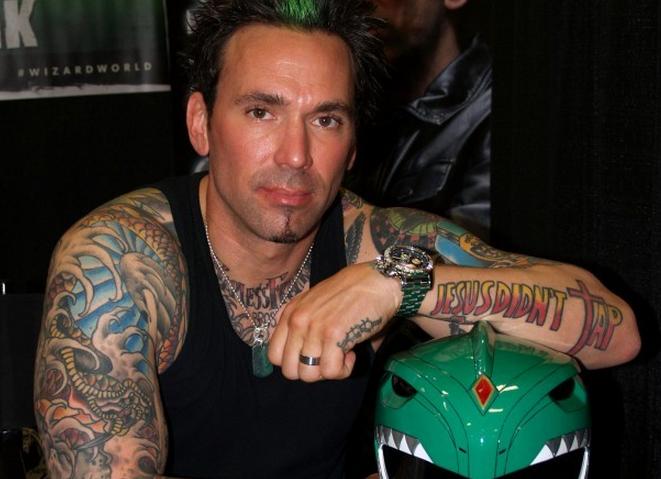 Este es el Power Ranger verde y este es el récord que ha conseguido