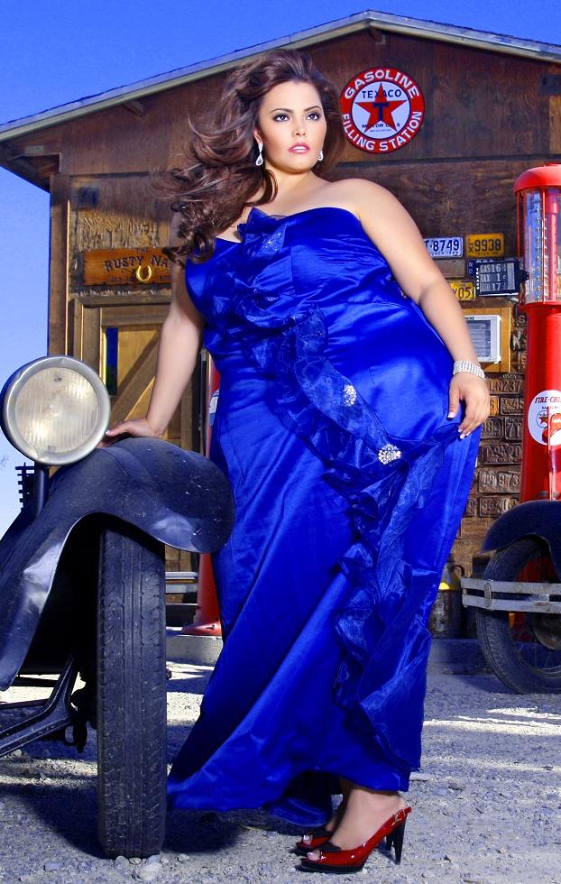 Rosie Mercado plus