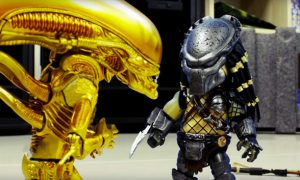 alien-vs-predator-stop-motion