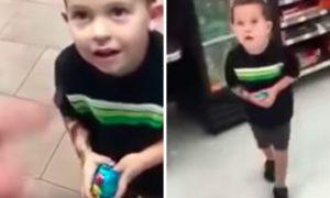 leccion-padre-hijo-robar-chocolatina