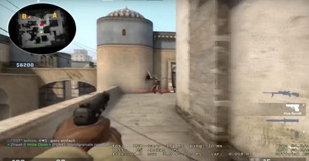 Esto es lo que sucede cuando un alemán cree que lo has matado con trampas
