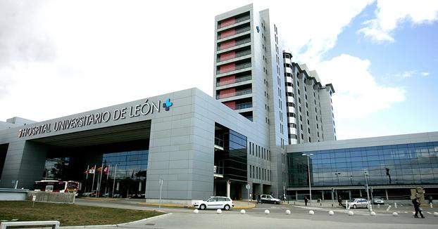 Indignación entre los pacientes del Hospital de León por el nombre de una wifi