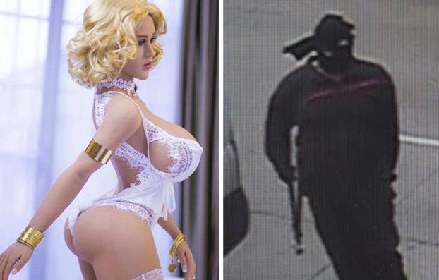 El operativo de un ladrón para robar a Dorothy, la muñeca sexual más deseada de Australia