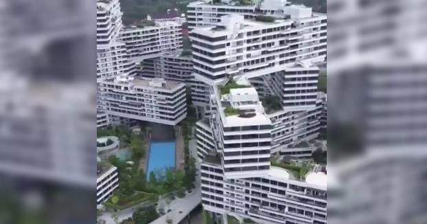 Singapur... ¿alguien se tomo unas copas antes de empezar a trabajar?