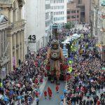 Royal de Luxe, compañía de marionetas gigantes