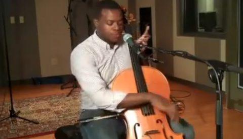 Esto es lo que pasa si mezclamos Beatbox y Cello