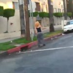 Los postes de las calles son un peligro para los borrachos