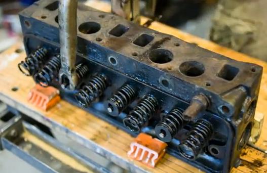 Desmontando y montando un motor