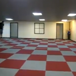 Ilusión óptica: De gigante a enano en un segundo