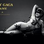 Lady Gaga se desnuda para presentar su perfume