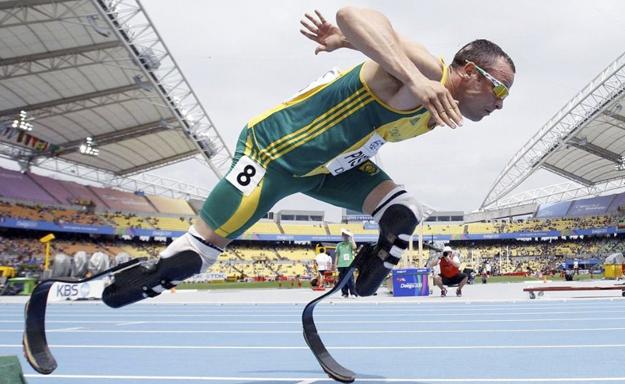 Oscar Pistorius, el atleta sin piernas que correrá en los Juegos Olímpicos de Londres 2012