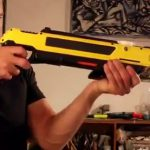 Una pistola para matar moscas