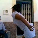 Investigan un vídeo de dos jóvenes escupiendo a un anciano en Santa Elena (Jaén)