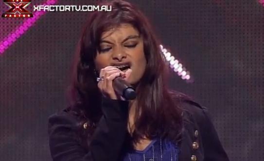 Jayanthy Murugesu canta 'Baby' de Justin Bieber para el casting de Factor X