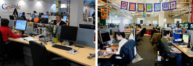 Si un empleado de Google fallece, su cónyuge recibe la mitad del sueldo durante diez años