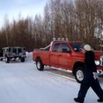 Hummer H1 vs. Dodge Ram