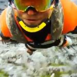 Wingsuit de Alexander Polli en Nueva Zelanda, Noruega y Suiza