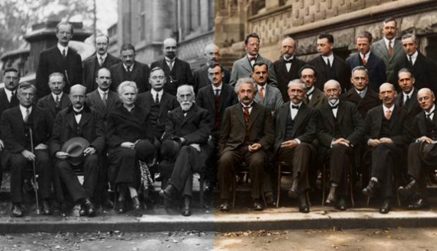 Conferencia Solvay 1927. La fotografía más famosa de la historia de la ciencia