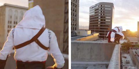 Assassin's Creed en la vida real