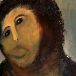 Según expertos valencianos el Ecce Homo de Borja puede ser restaurado
