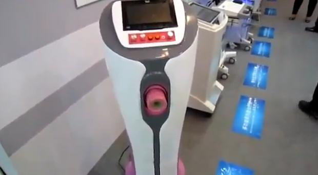 Hospitales chinos comienzan a utilizar extractores automáticos de esperma
