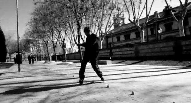 Jorge Teba: El arte del patinaje