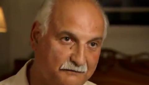 Peter Drakos, el hombre que gana en todos los puestos de las ferias