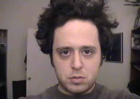 Evolución de un hombre que se sacó una foto diaria durante 12 años
