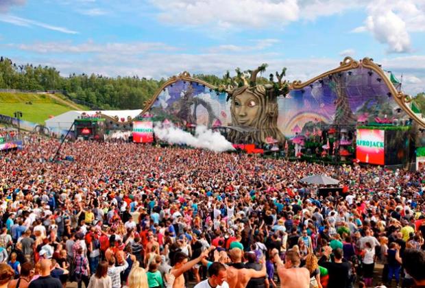 Vídeo del Festival Tomorrowland 2012
