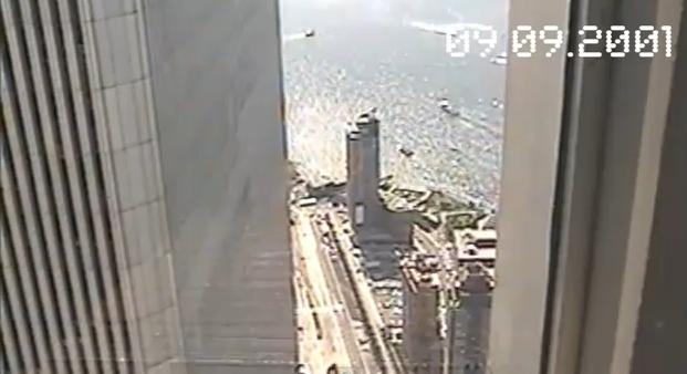 Vídeo grabado desde la Torre Norte del WTC 2 días antes del atentado del 11-S