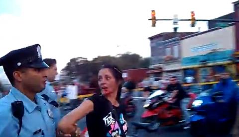 Brutalidad policial en Filadelfia
