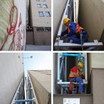 Construyen la casa más estrecha del mundo en Varsovia