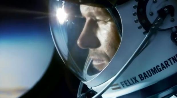 Así será el salto de Felix Baumgartner