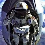 Emotivas palabras de Felix Baumgartner antes de saltar a 39.000 metros