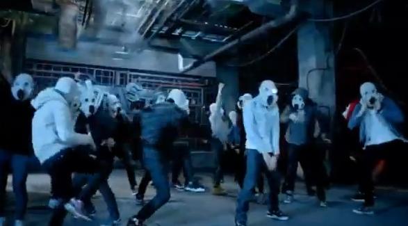 Gangnam Style de PSY vs. Fantastic Baby de BIGBANG