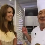 Karlos Arguiñano, mucho cariño cocinando