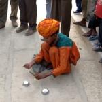 El pequeño mago indio