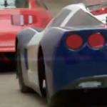 Impresionante persecución grabada con coches RC